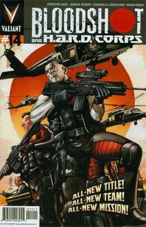 Bloodshot and H.A.R.D. Corps édition Issues V1 (2013 - 2014)