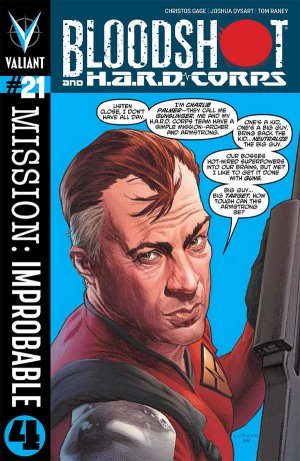 Bloodshot and H.A.R.D. Corps # 21 Issues V1 (2013 - 2014)