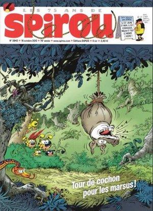 Le journal de Spirou # 3940