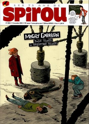 Album Spirou (recueil) # 3943