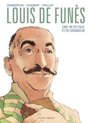 Louis de Funès, une vie de folie et de grandeur édition simple
