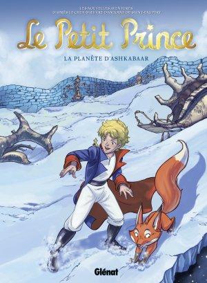 Le petit prince (Dorison) # 22
