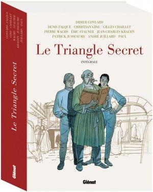 Le triangle secret édition Intégrale 2014