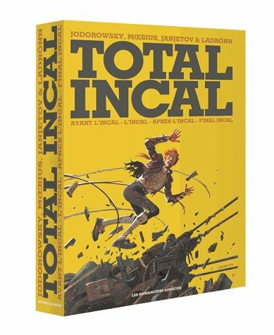 Total Incal édition simple