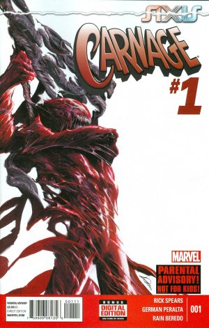 Axis - Carnage édition Issues V1 (2014)