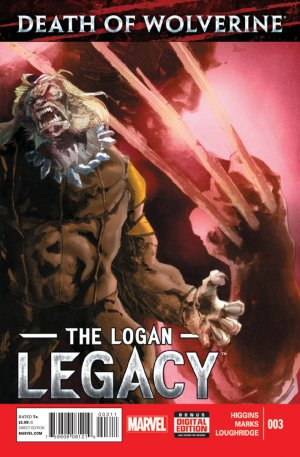 Death of Wolverine - The Logan Legacy # 3 Issues V1 (2014 - 2015)