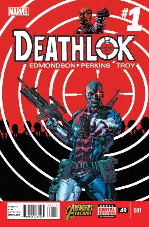 Deathlok édition Issues V5 (2014 - 2015)