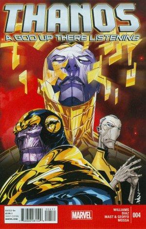 Thanos - Là-haut, un dieu écoute # 4 Issues (2014)