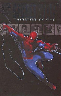 Secret War # 1 Issues (2004 - 2005)