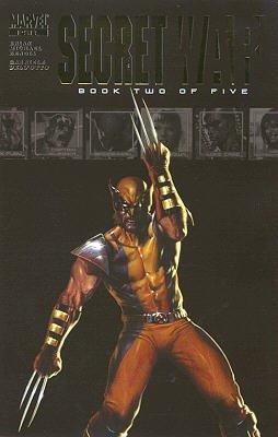 Secret War # 2 Issues (2004 - 2005)