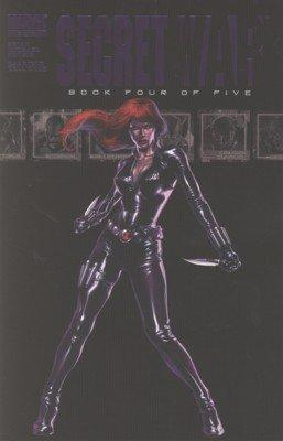 Secret War # 4 Issues (2004 - 2005)