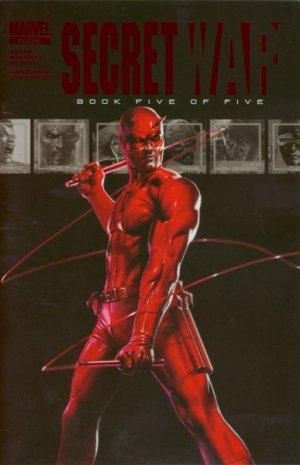 Secret War # 5 Issues (2004 - 2005)