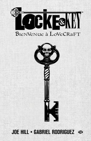 Locke and Key édition TPB hardcover (cartonnée) - Collector