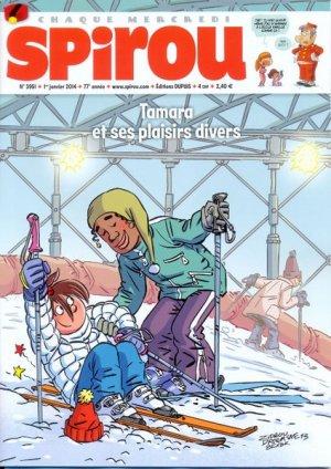 Le journal de Spirou # 3951