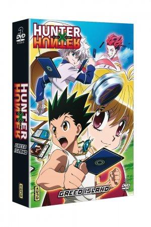 couverture, jaquette Hunter X Hunter (2011) 6 Coffret DVD (Kana home video)