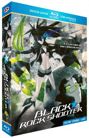 BLACK ROCK SHOOTER édition Saphir
