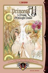 couverture, jaquette Princess Ai - Prism of Midnight Dawn 1  (soleil manga) Manga
