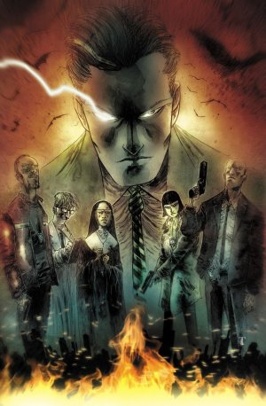 Gotham by midnight édition Issues V1 (2014 - 2015)