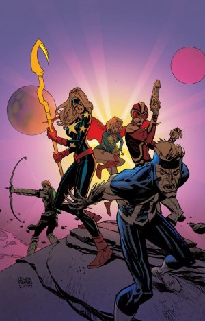 Justice League United # 6 Issues V1 (2014 - 2016)