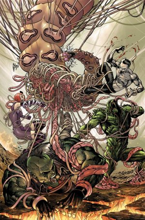 Justice League Dark # 36 Issues V1 (2011 - 2015) - Reboot 2011