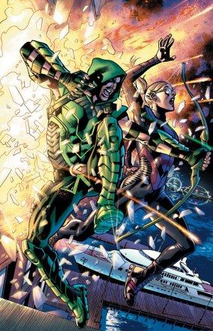 Green Arrow # 36 Issues V5 (2011 - 2016)