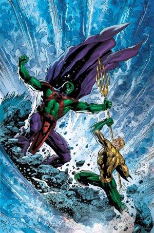 Aquaman # 36 Issues V7 (2011 - 2016) - The New 52