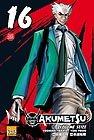 couverture, jaquette Akumetsu 16  (Taifu Comics)