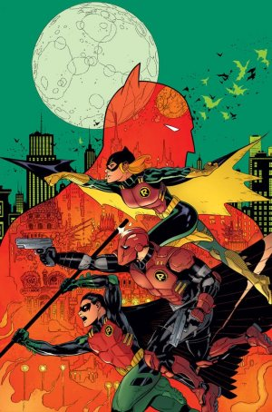Batman & Robin # 36