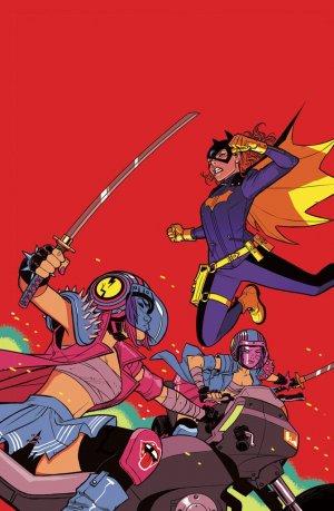 Batgirl # 36 Issues V4 (2011 - 2016) - The New 52