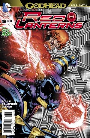 Red Lanterns # 36 Issues V1 (2011 - 2015)