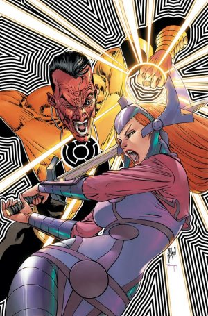 Sinestro # 7 Issues V1 (2014 - 2016)
