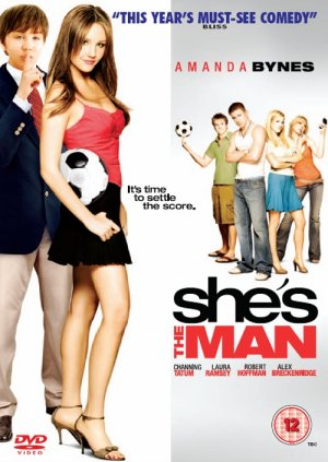 She's the Man édition Simple
