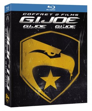 G.I. Joe - Coffret 2 films édition Coffret 2 films