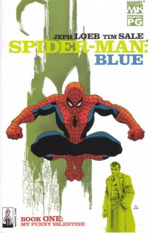 Spider-Man - Blue # 1 Issues (2002 - 2003)