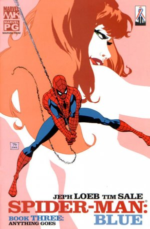 Spider-Man - Blue # 3 Issues (2002 - 2003)