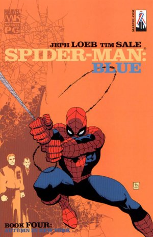 Spider-Man - Blue # 4 Issues (2002 - 2003)
