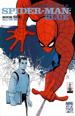 Spider-Man - Blue # 6 Issues (2002 - 2003)