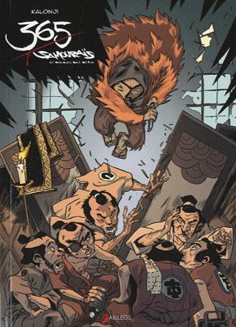365 Samourais édition Simple