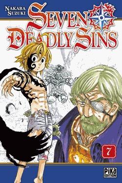 Seven Deadly Sins T.7