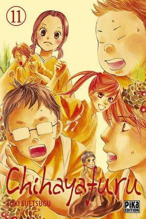 Chihayafuru T.11