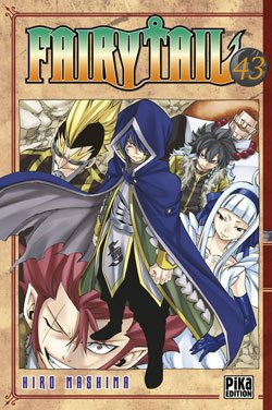 Fairy Tail #43