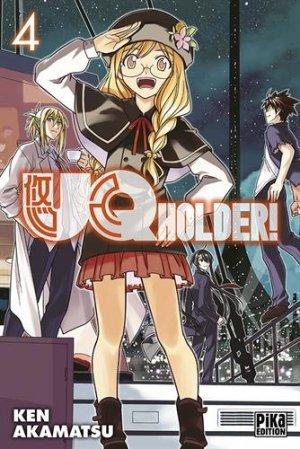 UQ Holder! T.4