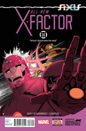 All-New X-Factor 16