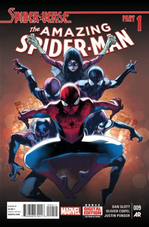 The Amazing Spider-Man # 9 Issues V3 (2014 - 2015)