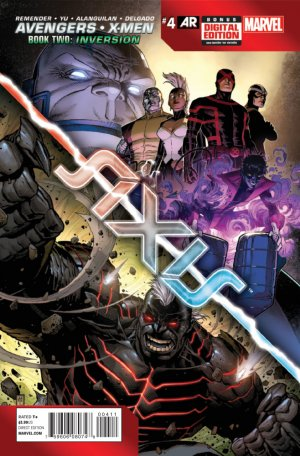 Axis # 4 Issues (2014)