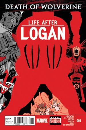 Death of Wolverine - Life after Logan # 1 Issues V1 (2014)