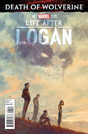 Death of Wolverine - Life after Logan # 1
