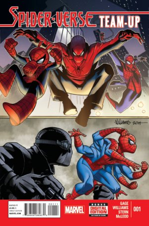 Spider-Verse Team-Up # 1 Issues V1 (2014 - 2015)