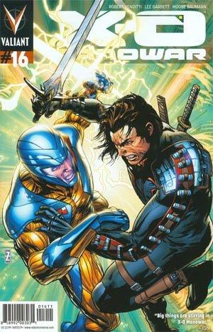 X-O Manowar # 16 Issues V3 (2012 - 2016)
