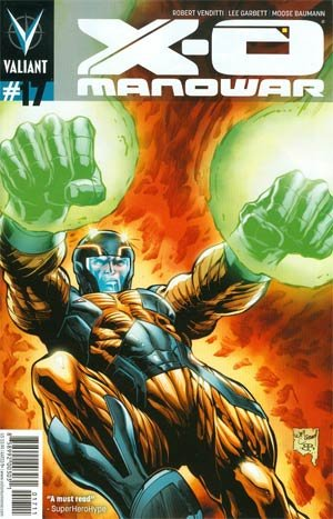X-O Manowar # 17 Issues V3 (2012 - 2016)